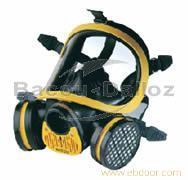 Honeywell黄色全面罩