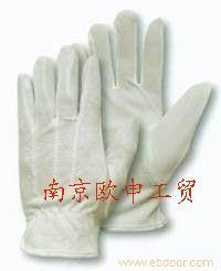 全棉点塑手套