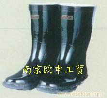 工矿长(中)筒靴