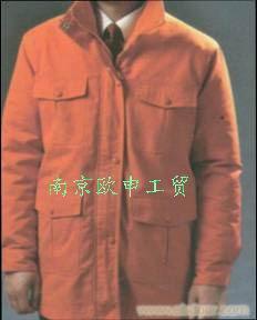 冬季棉工装(涤卡)