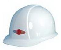优乐在线娱乐PE-平单筋安全帽