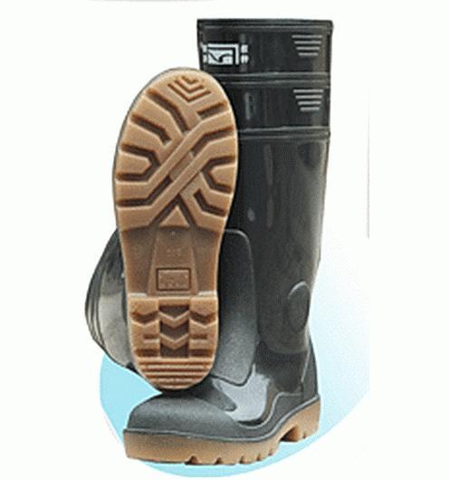 防砸防刺穿防化安全靴