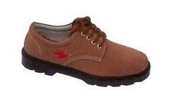 PD9058牛绒中帮电工鞋