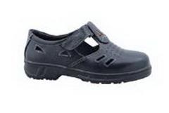 JAK-7701牛皮夏季安全鞋
