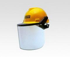 优乐在线娱乐劳保用品防飞溅头盔式面罩