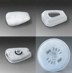 3M-6000/7000面具滤棉