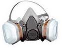 3M6200半面型防护面具