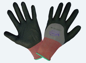 康思曼530NFTD丁腈浸胶手套