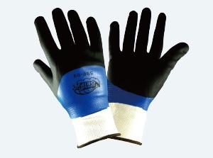 康思曼590丁腈浸胶手套