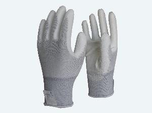 康思曼PUG09 PU浸胶手套